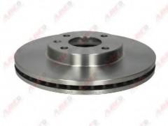 Комплект передних тормозных дисков ABE C30025ABE (2 шт.)