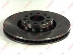 Комплект передних тормозных дисков ABE C3A023ABE (2 шт.)