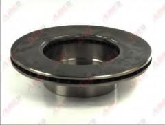 Комплект передних тормозных дисков ABE C3B011ABE (2 шт.)