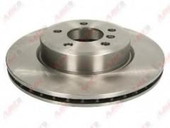 Комплект передних тормозных дисков ABE C3B038ABE (2 шт.)