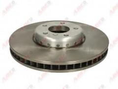 Комплект передних тормозных дисков ABE C3B043ABE (2 шт.)