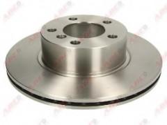 Комплект передних тормозных дисков ABE C3B045ABE (2 шт.)