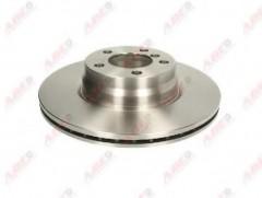 Комплект передних тормозных дисков ABE C3B046ABE (2 шт.)