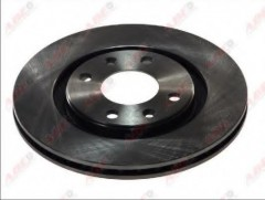 Фото 2 - Комплект передних тормозных дисков ABE C3C006ABE (2 шт.)