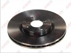 Комплект передних тормозных дисков ABE C3F033ABE (2 шт.)