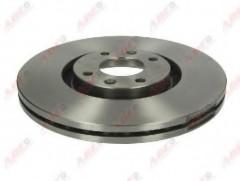 Комплект передних тормозных дисков ABE C3P029ABE (2 шт.)
