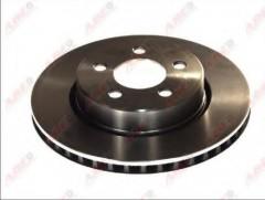 Комплект передних тормозных дисков ABE C3Y032ABE (2 шт.)