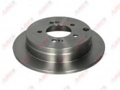 Комплект задних тормозных дисков ABE C40317ABE (2 шт.)