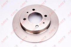 Комплект задних тормозных дисков ABE C40501ABE (2 шт.)