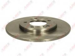Комплект задних тормозных дисков ABE C40516ABE (2 шт.)