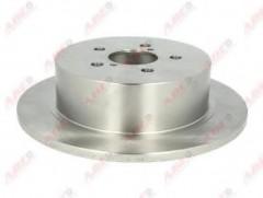 Фото 1 - Комплект задних тормозных дисков ABE C47006ABE (2 шт.)