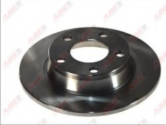 Фото 1 - Комплект задних тормозных дисков ABE C4A017ABE (2 шт.)
