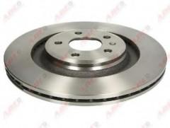 Комплект задних тормозных дисков ABE C4A023ABE (2 шт.)