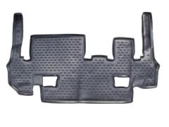 Коврики в салон для Hyundai H-1 '07- полиуретановые (Novline / Element) 3 ряд