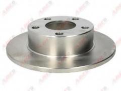 Комплект задних тормозных дисков ABE C4A028ABE (2 шт.)