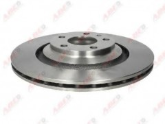 Комплект задних тормозных дисков ABE C4A030ABE (2 шт.)