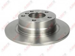 Комплект задних тормозных дисков ABE C4B040ABE (2 шт.)