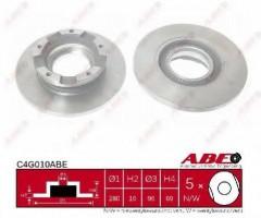 Комплект задних тормозных дисков ABE C4G010ABE (2 шт.)