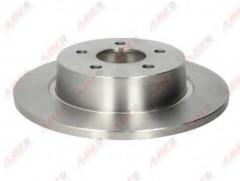 Комплект задних тормозных дисков ABE C4G016ABE (2 шт.)