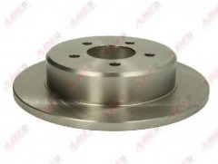 Комплект задних тормозных дисков ABE C4Y016ABE (2 шт.)