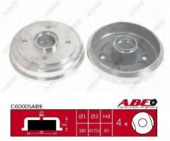 Тормозной барабан ABE C60005ABE