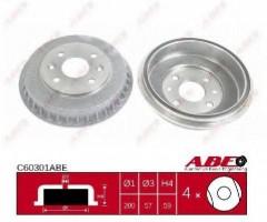 Тормозной барабан ABE C60301ABE