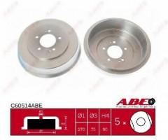 Тормозной барабан ABE C60514ABE