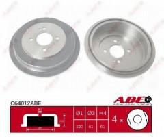 Тормозной барабан задний ABE C64012ABE