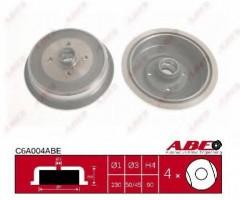 Тормозной барабан задний ABE C6A004ABE