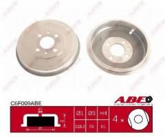 Тормозной барабан задний ABE C6F009ABE