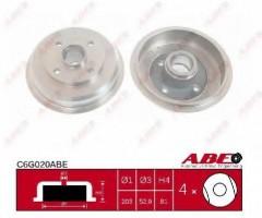 Тормозной барабан ABE C6G020ABE