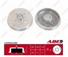 Тормозной барабан задний ABE C6R006ABE