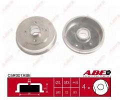 Тормозной барабан задний ABE C6R007ABE