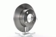 Комплект тормозных дисков BOSCH 0 986 478 019 (2 шт.)