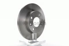 Комплект тормозных дисков BOSCH 0 986 478 105 (2 шт.)