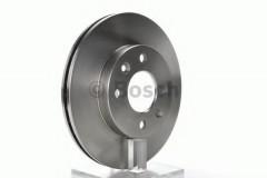 Фото 1 - Комплект тормозных дисков BOSCH 0 986 478 276 (2 шт.)