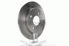 Комплект тормозных дисков BOSCH 0 986 478 344 (2 шт.)