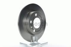 Комплект тормозных дисков BOSCH 0 986 478 481 (2 шт.)