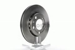 Комплект тормозных дисков BOSCH 0 986 479 036 (2 шт.)