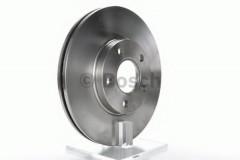 Комплект тормозных дисков BOSCH 0 986 479 069 (2 шт.)
