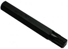 Бита 80мм. Spline M10 10мм