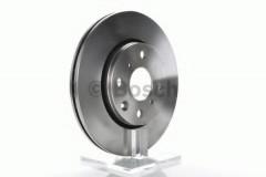 Комплект тормозных дисков BOSCH 0 986 479 239 (2 шт.)