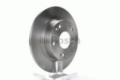 Комплект тормозных дисков BOSCH 0 986 479 450 (2 шт.)