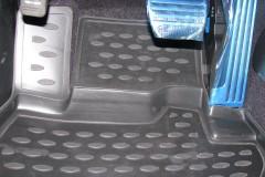 Фото 6 - Коврики в салон для Infiniti G (Q50) Sedan '10- полиуретановые (Novline)