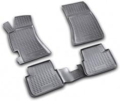 Коврики в салон для Subaru Impreza '07-12 полиуретановые (Novline / Element)
