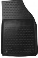 Фото 3 - Коврики в салон для Chevrolet Spark '11- полиуретановые, черные (Novline)