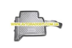 Фото 8 - Коврики в салон для Volkswagen Amarok '10- полиуретановые (Novline / Element)