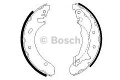 Тормозные колодки BOSCH 0 986 487 330, для стояночной системы