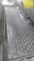 Фото 7 - Коврики в салон для Ssangyong Korando '11- полиуретановые (Novline / Element) EXP.NLC.61.11.210h
