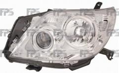 Фара передняя для Toyota LC Prado 150 '10-13 правая (DEPO) электрич. 8113060E40